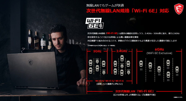 MSI GS66 Stealth_WiFi6E