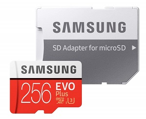 Samsung microSDXC EVO Plus 512GB (MB-MC512GA/ECO)