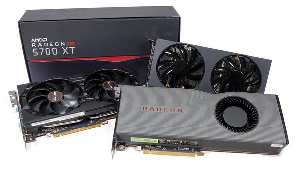 Radeon RX 5000 Series