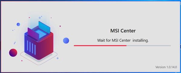 MSI Center_install_2