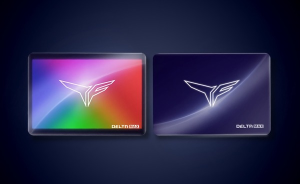 Team T-FORCE DELTA MAX SSD_LED