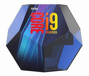 Intel Core i9-9900K BOX BX80684I99900K