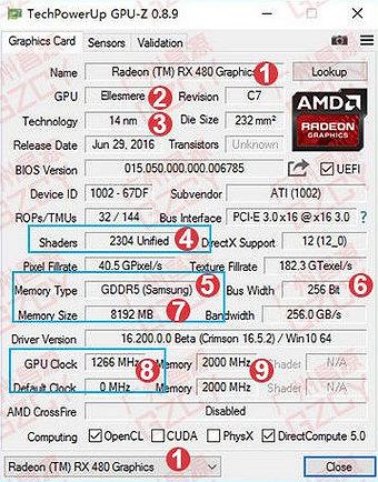 AMD-Radeon-RX-480-GPUZ