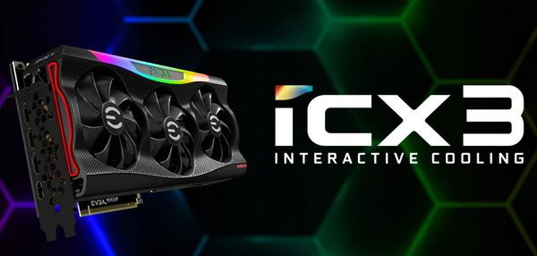 EVGA iCX3 Cooler&Technology