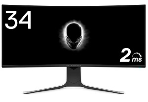 DELL Alienware 34 AW3420DW (34/UWQHD/Nano-IPS/120Hz/G-Sync)