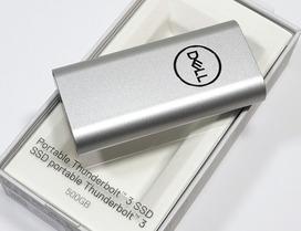 Dell Portable Thunderbolt3 SSD