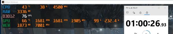 ZOTAC GAMING GeForce RTX 3070 AMP Holo_stress