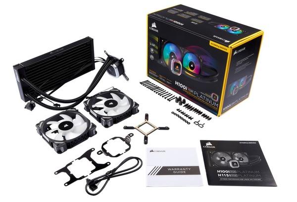 Corsair H100i RGB Platinum (4)