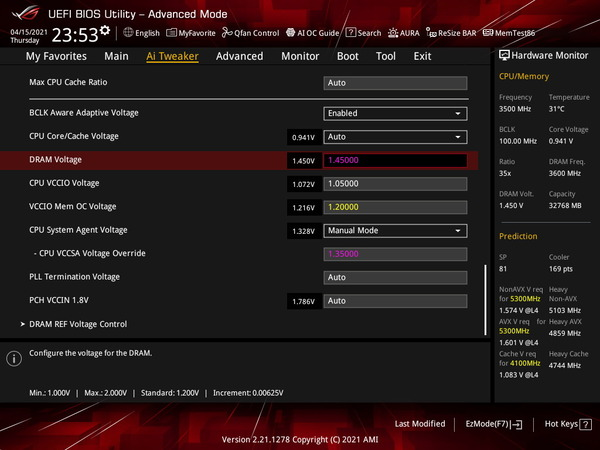 ASUS ROG STRIX Z590-I GAMING WIFI_OC Test_BIOS (5)