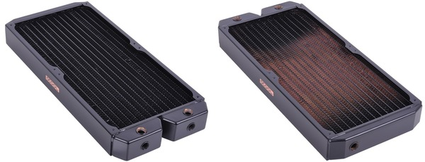 Alphacool NexXxoS XT45 Full Copper 180mm Dual radiator