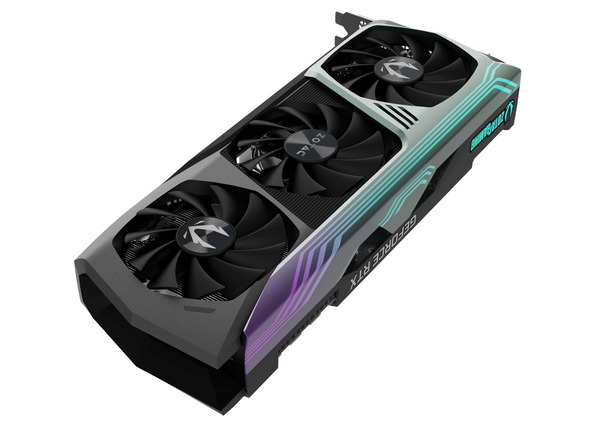 ZOTAC GAMING GeForce RTX 3090 AMP Core Holo (4)