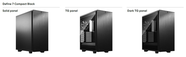 Fractal Design Define 7 Compact_color