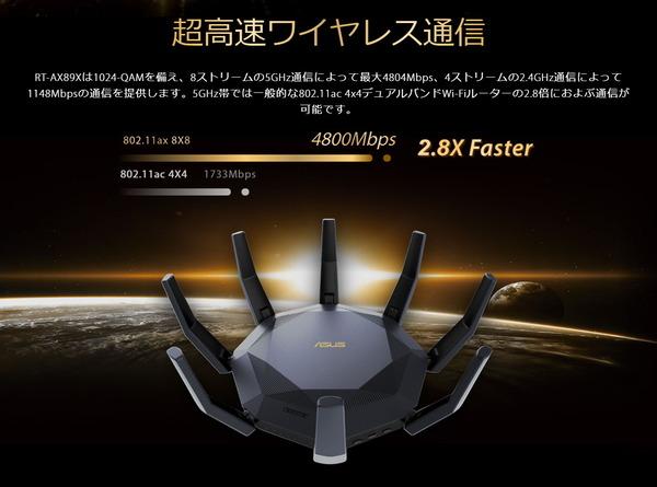 ASUS RT-AX89X_WiFi6
