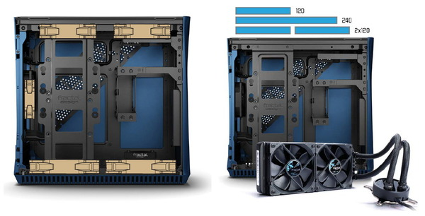 Fractal Design Era ITX_Fan-Radiator
