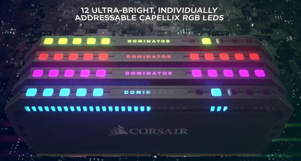 Corsair Dominator Platinum RGB_top