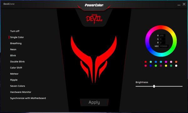 PowerColor Red Devil Radeon RX 6700 XT_Devil Zone (2)