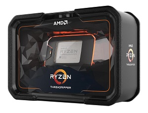 AMD Ryzen Threadripper 2950WX 16コア32スレッド (YD295XA8UGAAF)