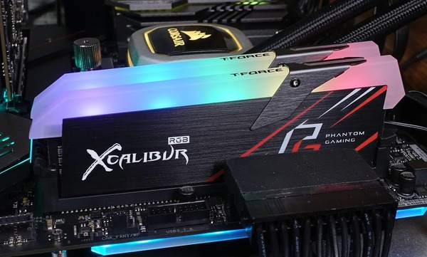 Team XCALIBUR Phantom Gaming RGB