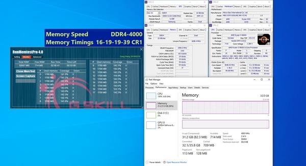 G.Skill Trident Z Neo_Ryzen 5000_16GBx2_4000MHz_CL16_MSI