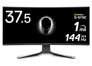Alienware 38 AW3821DW (3840x1600/IPS/144Hz/HDR/G-Sync UL)