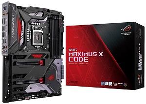ASUS ROG MAXIMUS X CODE ATXマザーボード