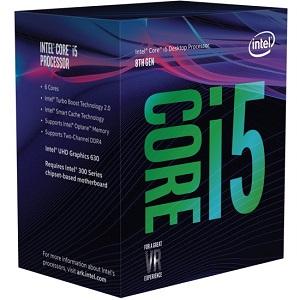 Intel Core i5-8600K 6コア6スレッド BX80684I58600K