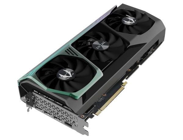 ZOTAC GAMING GeForce RTX 3090 AMP Core Holo (3)