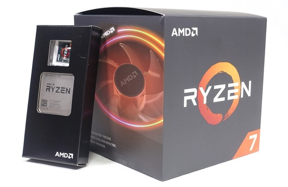 Ryzen 7 2700X OC Review