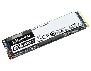 Kingston KC2000 NVMe M.2 SSD