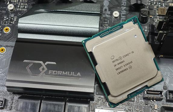 Intel Core i9 9900X OC