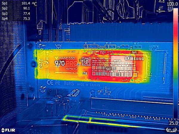 Samsung SSD 970 PRO 1TB_FLIR