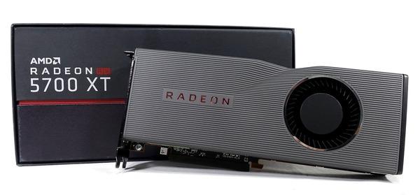 Radeon RX 5700 XT Reference