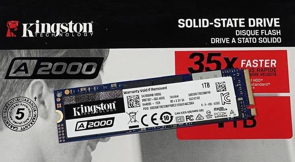 Kingston A2000 1TB