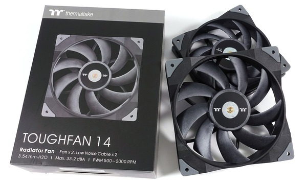 Thermaltake TOUGHFAN 14