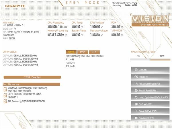 GIGABYTE B550 VISION D_BIOS_1