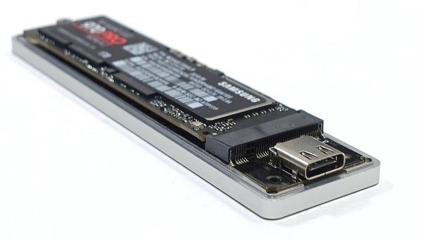 GLOTRENDS NVMe to USB3_1 Gen2