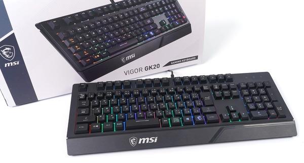 MSI VIGOR GK20