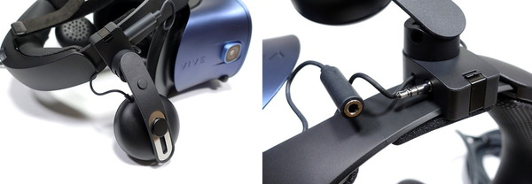 HTC VIVE Cosmos_headphone