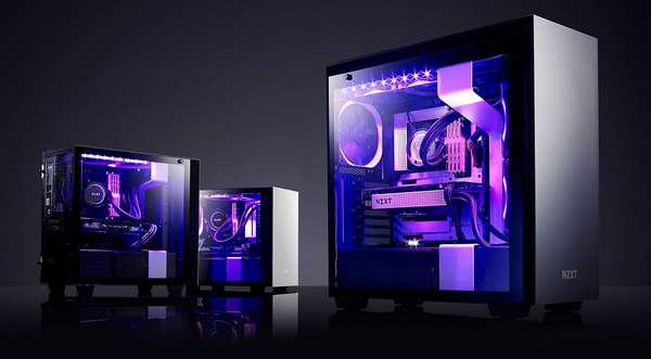 dd4c89bda9 NZXT H400i スマートデバイス搭載PCケース MatteBlack CA-H400W-BB · NZXT H400i スマートデバイス搭載PCケース  Black/White CA-H400W-WB