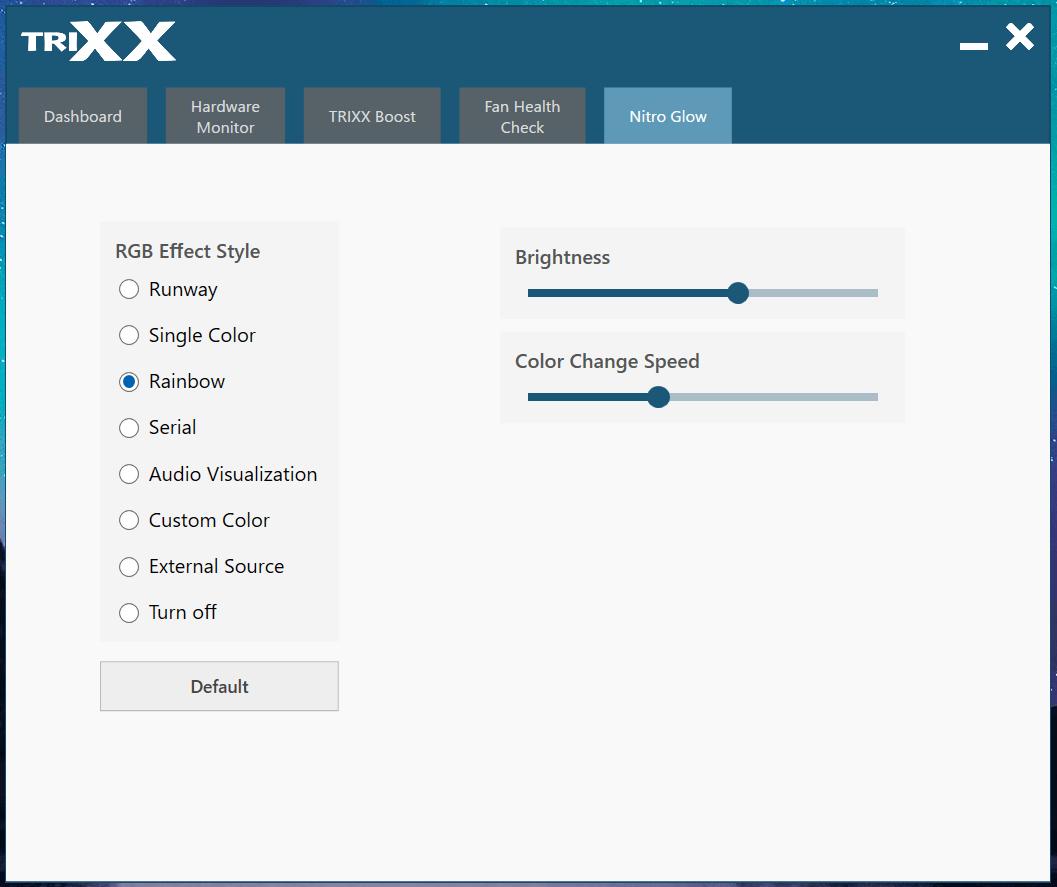 SAPPHIRE NITRO+ Radeon RX 5700 XT_TRIXX_LED_2