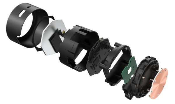 NZXT KRAKEN X-3_Asetek_pump-7gen