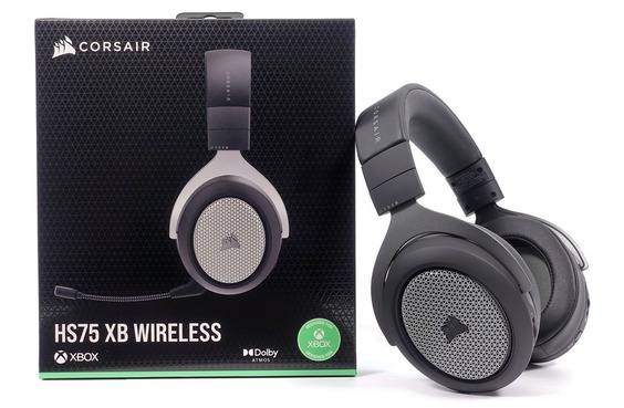 Corsair HS75 XB Wireless Gaming Headset
