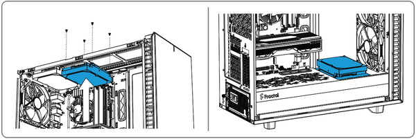 Fractal Design Define 7_multi bracat-strage