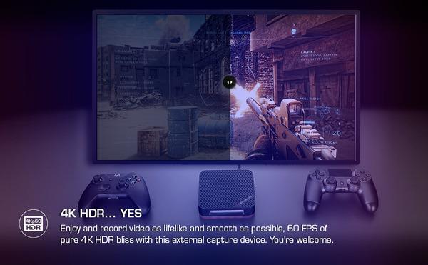 AverMedia Live Gamer BOLT_4K-HDR