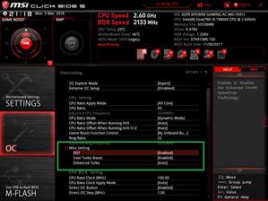 MSI X299 XPOWER GAMING AC_BIOS_OC_13