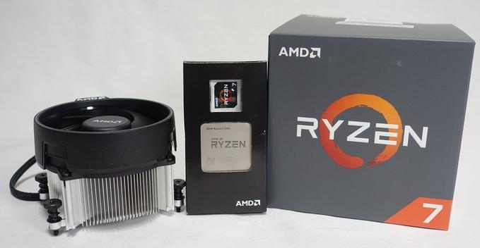 【下剋上】Ryzen 7 1700は簡単OC
