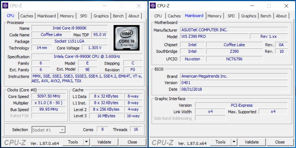 ASUS WS Z390 PRO_OC Test (1)