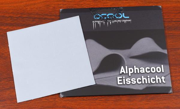 Alphacool Eisschicht thermal pad 17W-per-mK