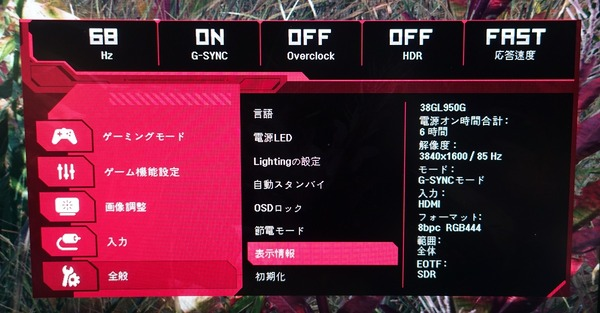 LG 38GL950G-B review_05943
