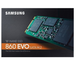 Samsung SSD 860 EVO SATA M.2 SSD